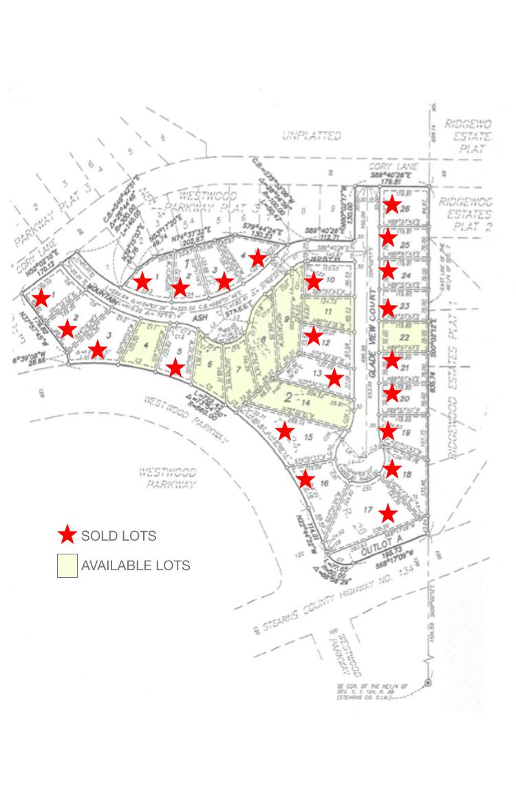 Parkwood Estates Development by Wollak Construction