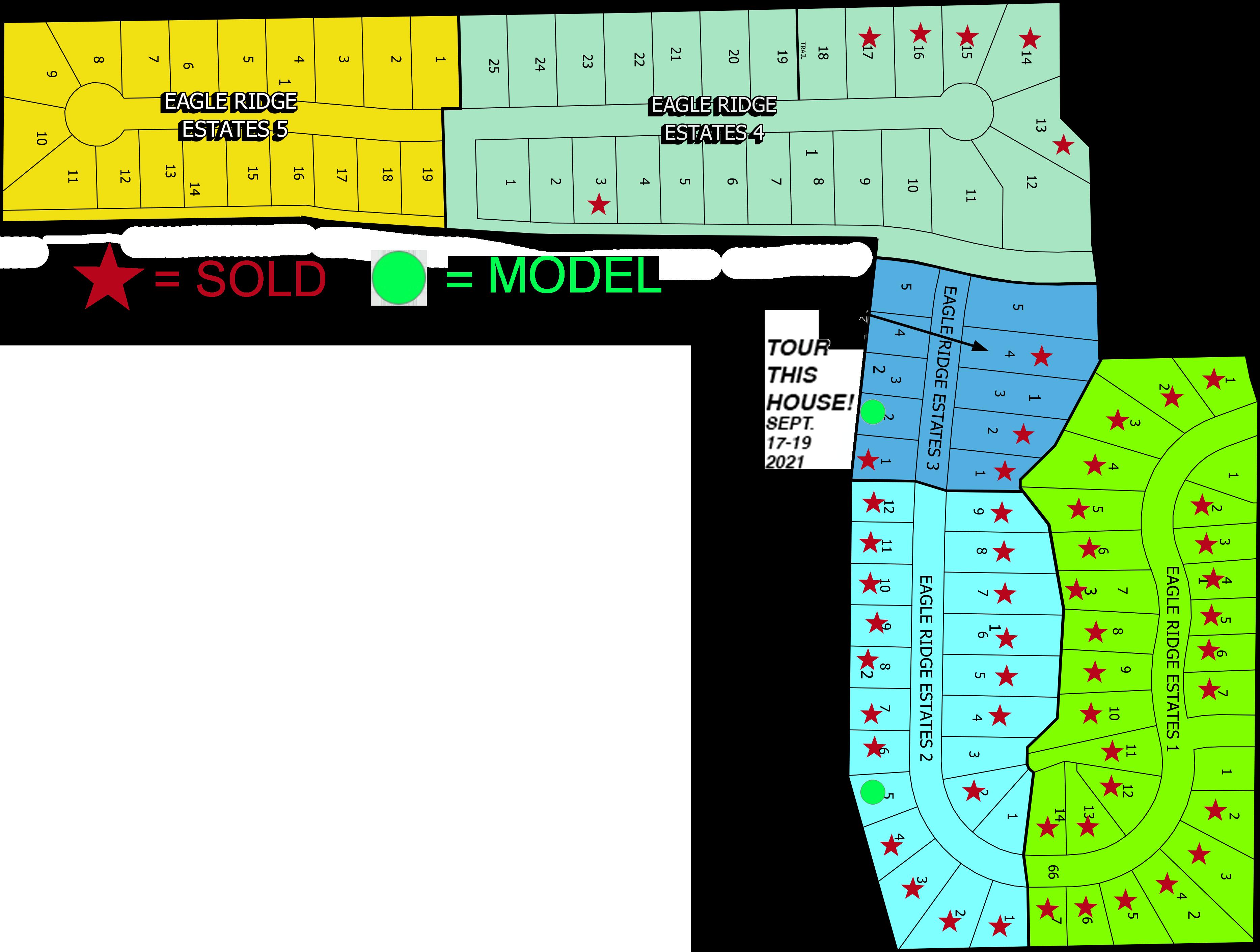 Eagle Ridge Estates Development by Wollak Construction